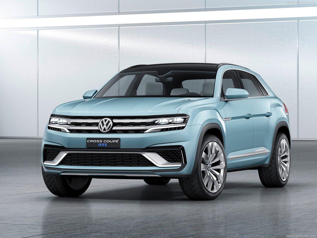 Состоялась премьера года Volkswagen Cross Coupe GTE