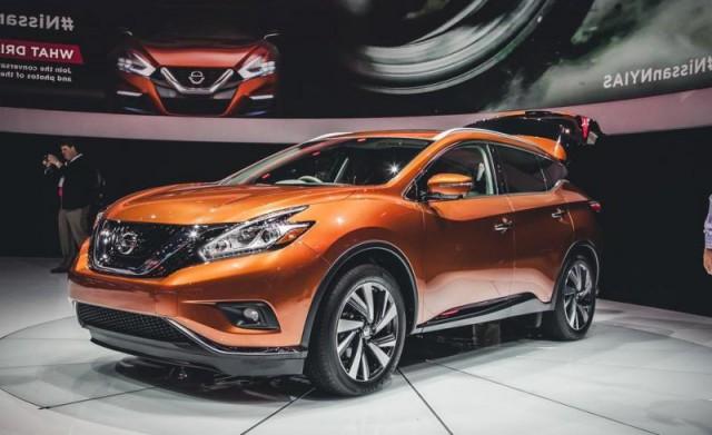 Nissan Murano 2017 — стильная новинка от Ниссан