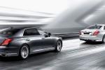 фотографии новый Hyundai Genesis G90 2016-2017 года
