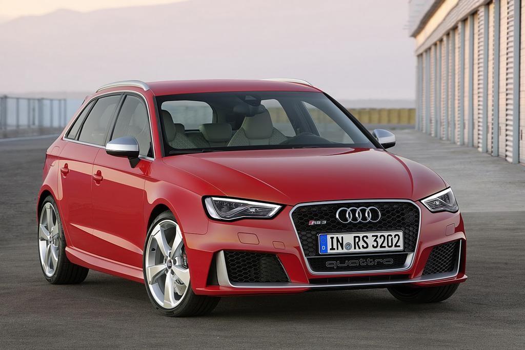 Audi RS3 Sportback Sports