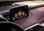 фото салон Mazda CX-9 2016-2017 (цветной экран мультимедийной системы)