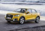 картинки новый Audi Q2 2016-2017 года