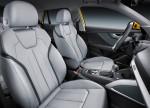 фото салон Audi Q2 2016-2017 передние кресла