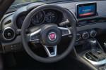 фото салон Fiat 124 Spider 2016-2017 года