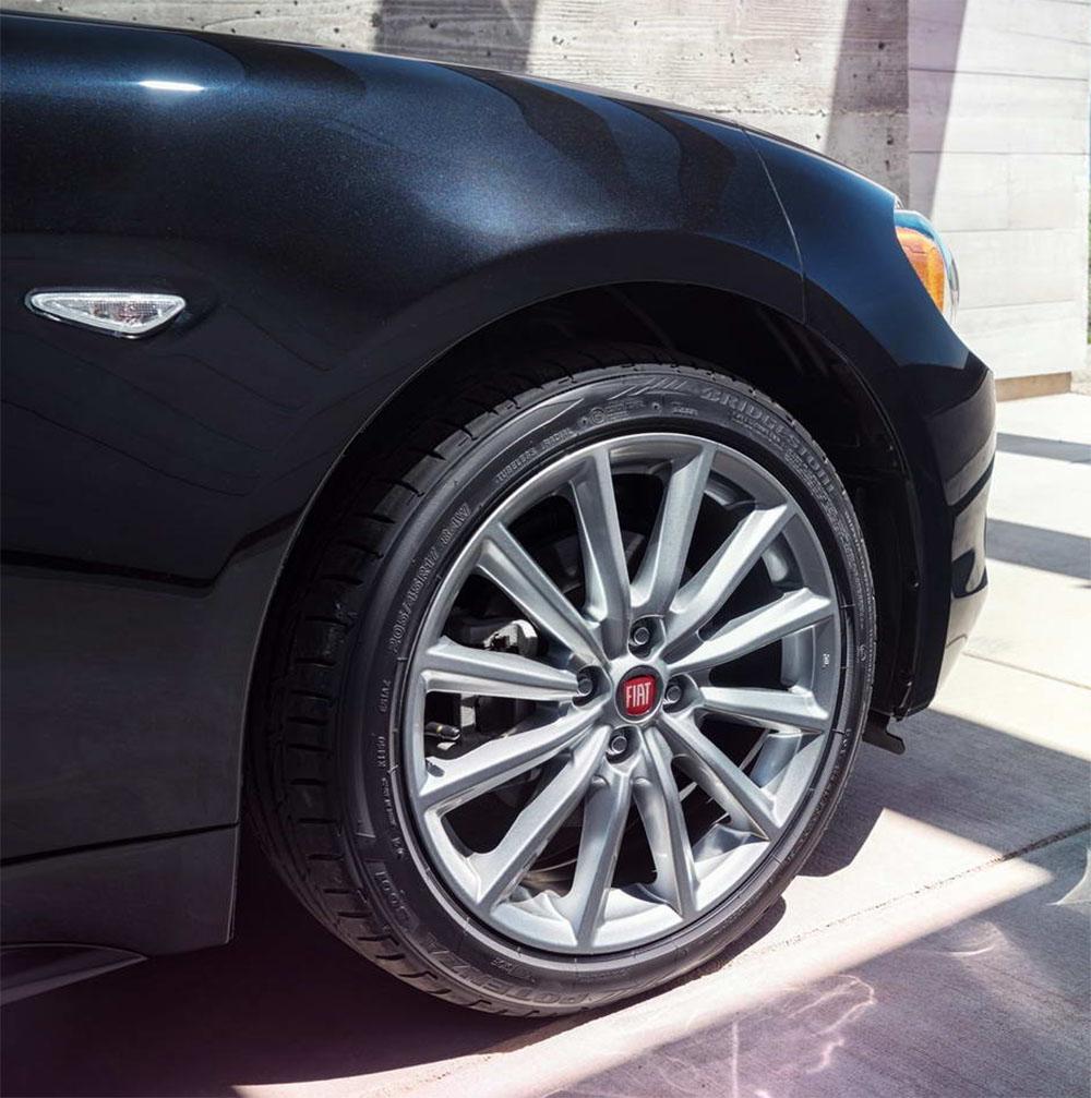 фото Fiat 124 Spider 2016-2017 (диски с шинами)