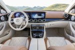 фото интерьер Mercedes-Benz E-Class (W213) 2016-2017 года