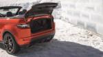 фото багажник Range Rover Evoque Convertible 2016-2017 года