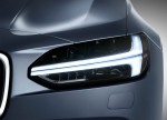 фото Volvo S90 2016-2017 головная оптика