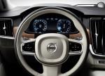 фото салон Volvo S90 2016-2017 (панель приборов)