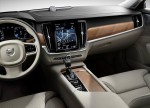 картинки интерьер Volvo S90 2016-2017 (центральная консоль)