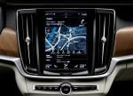 картинки салон Volvo S90 2016-2017 (9,5-дюймовый экран)
