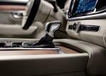 фото салон Volvo S90 2016-2017 (детали интерьера)