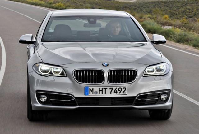 Фото BMW 5 2016 (2017)