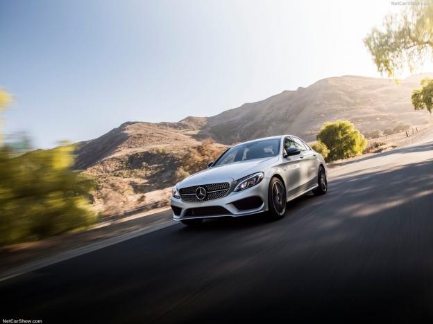 Mercedes C450 AMG 2016-2017: фото, цена и комплектации, видео