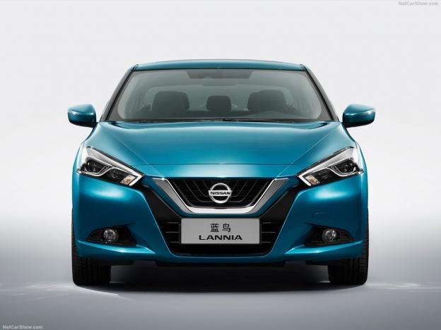 Фото Nissan Lannia 2016-2017 спереди