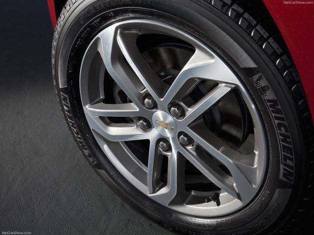 Фото дисков Chevrolet Equinox 2016-2017