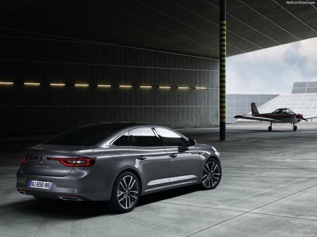 Renault Talisman 2016-2017: цена и комплектация, видео тест-драйв