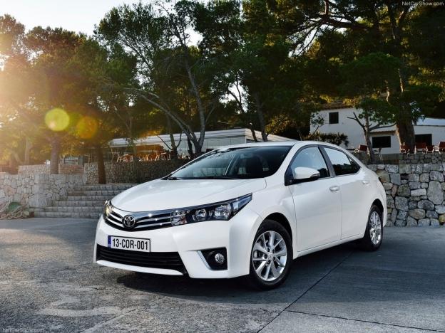 Новая Toyota Corolla 2015-2016 (комплектации и цены, фото и видео)