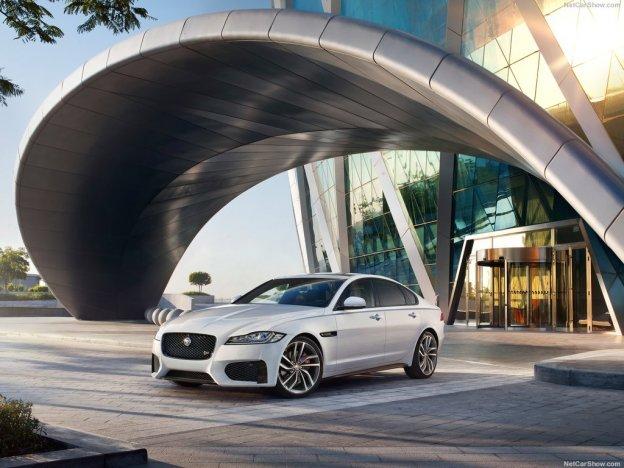 Jaguar XF 2015 фото