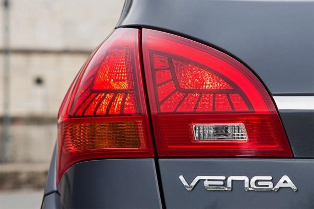 КИА Венга в новом кузове 2015-2016 года (характеристики, видео, фото)