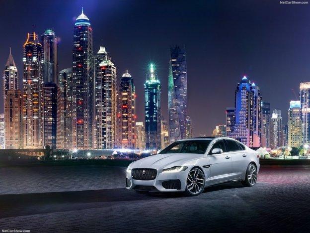 Jaguar XF 2 2015-2016: новое поколение британского седана