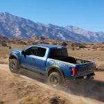 Ford F-150 Raptor 2017-2018 в новом кузове комплектации, цены, фото, технические характеристики и видео тест драйв