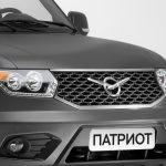 Представлен обновленный внедорожник UAZ Patriot 2017-2018