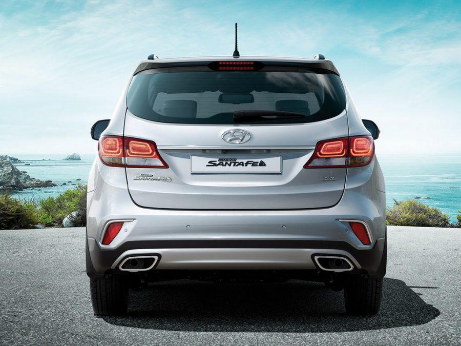 Hyundai Grand Santa Fe 2017-2018: новое исполнение знакомого вседорожника