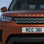 Новинка Land Rover Discovery 2017-2018 вышла в пятом поколении