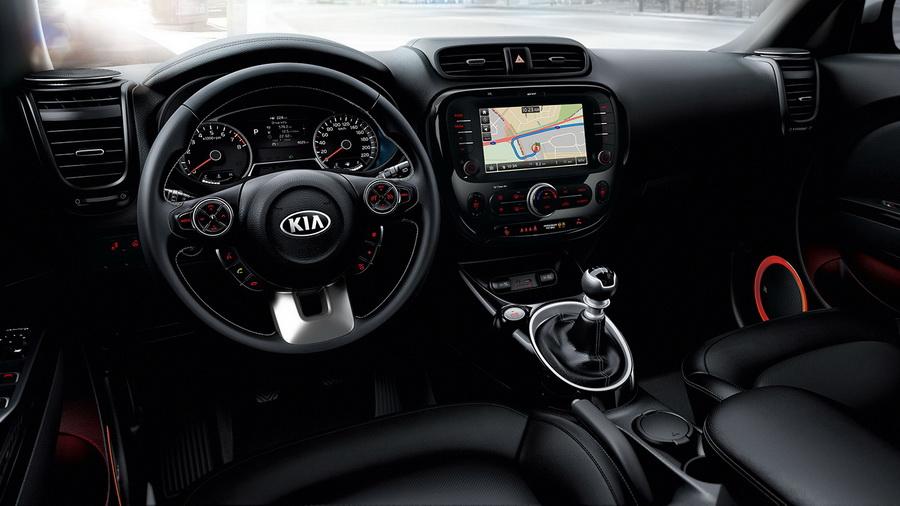 Kia Soul 2017-2018 GT: новая спецверсия