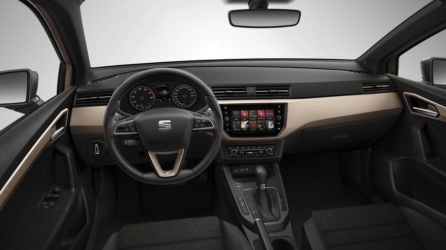 Seat Ibiza 2017-2018 в новом кузове комплектации, цены, фото, технические характеристики и видео тест драйв
