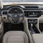 Volkswagen Atlas 2017-2018: вместительный вседорожник от немецкой компании