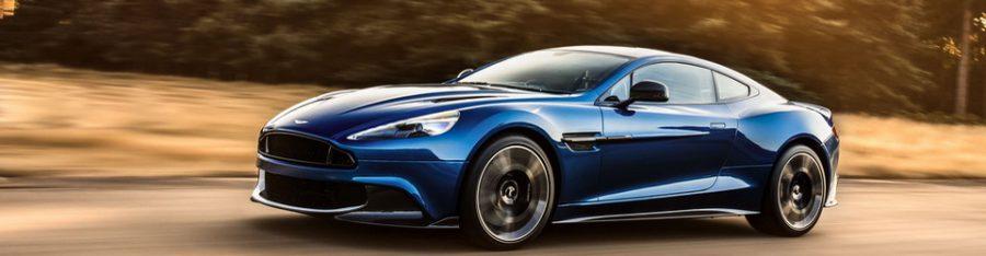 Aston Martin Vanquish S 2017-2018: британский спорткар в новом исполнении