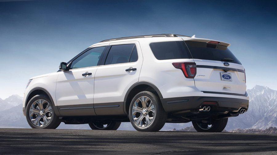 Ford Explorer 2017-2018: небольшой рестайлинг вседорожника