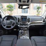 Haval H9 2017-2018 получил новый двигатель и трансмиссию