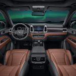 SsangYong Rexton 2017-2018 в новом кузове комплектации, цены, фото, технические характеристики и видео тест драйв