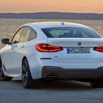BMW 6-series Gran Turismo 2017-2018: новая пятидверка от баварского бренда