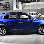 Kia K2 Cross 2017-2018: новый кроссовер специально для рынка КНР