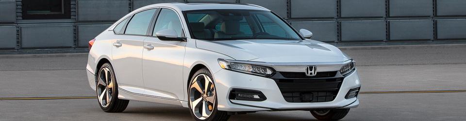 Honda Accord 2017-2018: полностью обновленный бестселлер
