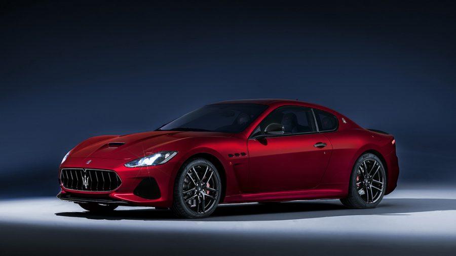 Maserati GranTurismo 2017-2018 в новом кузове комплектации, цены, фото, технические характеристики и видео тест драйва