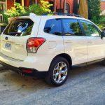 Subaru Forester 2017-2018: обновление с сохранением ценника