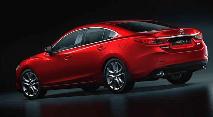 Mazda 6 201-2018: новая модель в новом дизайне