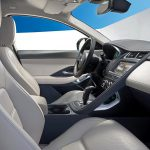 Jaguar E-Pace 2017-2018 в новом кузове комплектации, цены, фото, технические характеристики и видео тест драйва