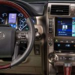 Lexus GX 460 2017-2018: обновление люксового внедорожника