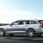 Volvo V90 2017-2018: презентация в Швеции