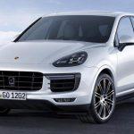 Porsche Cayenne 2017-2018: новое поколение