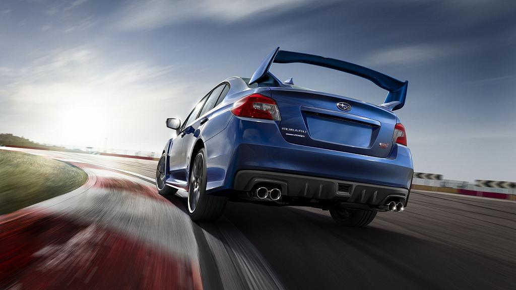 Subaru WRX 2017-2018: модель пережившая рестайлинг