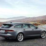 Jaguar XF Sportbrake 2017-2018: универсал во втором поколении