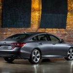 Honda Accord 2017-2018 в новом кузове комплектации, цены, фото, технические характеристики и видео тест драйва