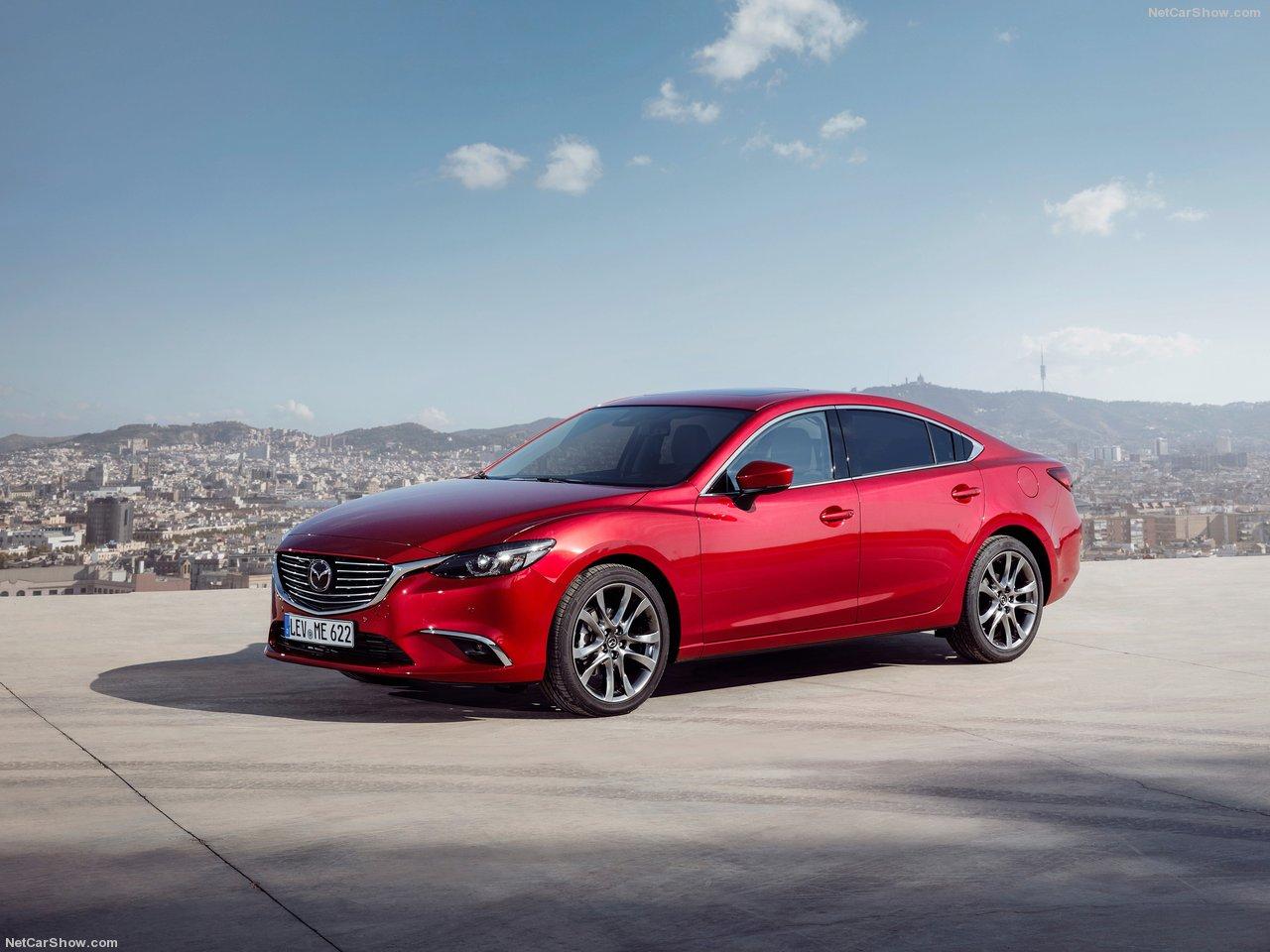 Mazda 6 2018: комплектации, цены и фото